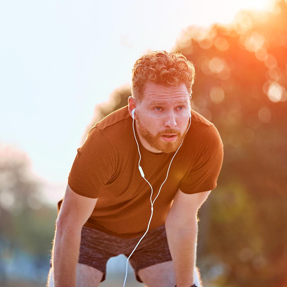 wellbeing runner