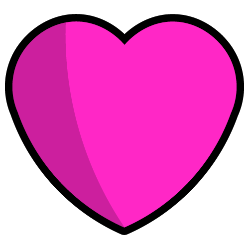 staff wellbeing wellgiving pink heart icon